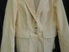Woman Jacket, Single Top Stitching, Patch Pockets