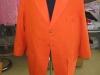 Custom Suit, Peak Label, Patch Pockets, Epaulets