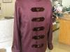 Custom Shirt with Velvet Outline