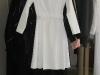 Custom Woman Dress with Pleats