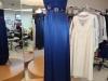 silk custom dress